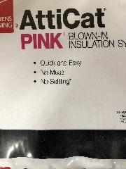 AttiCat Blown-In Insulation