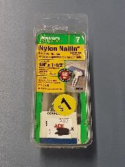 1\/4 x 1 1\/2 Nylon Nailin
