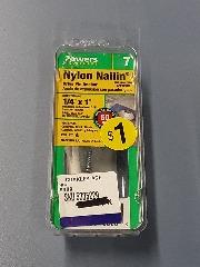 1\/4 x 1 Nylon Nailin
