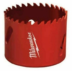 NEW Milwaukee 49-56-2123 2-1\/8 in. Carbide Tipped Hole Saw