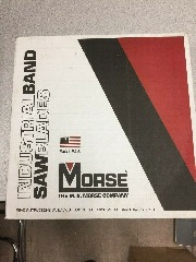 NEW Box of 1 Morse Quiksilver HEF Band Saw Blades 21' 3\
