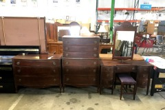 5-Piece Vintage Bedroom Set