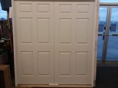Double Interior Door