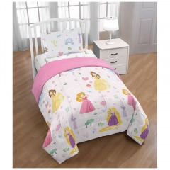 Disney 3-Piece Bed in a Bag (Disney Princesses)
