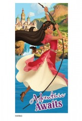 Disney Beach Towel (Elena of Avalor)