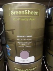 Green Sheen 1 gal - Violet