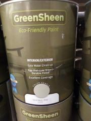 Green Sheen 1 Gal Sand