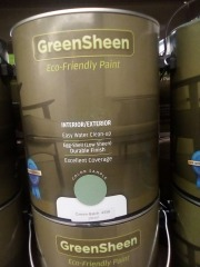 Green Sheen 1 Gallon Sage