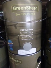 Green Sheen 1 gal Grey