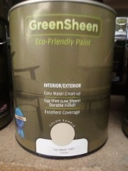Green Sheen 1 Gal Tan