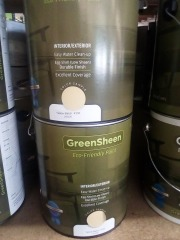 Green Sheen 1 Gallon Yellow
