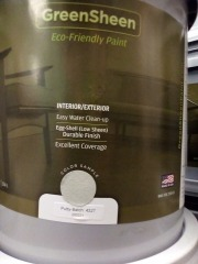 Greensheen 5 Gallon - Putty