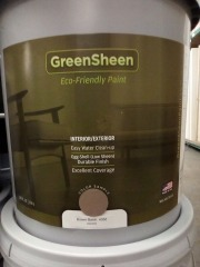 Greensheen 5 Gallon - Brown