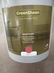 Greensheen 5 Gallon - Red