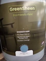 Greensheen 5 Gallon - Blue