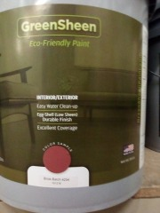 Greensheen 5 Gallon - Brick