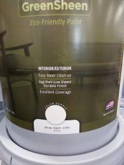 Greensheen 5 Gallon - White