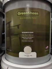 Greensheen 5 Gallon - Cream