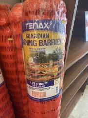 TENAX Guardian warning barrier