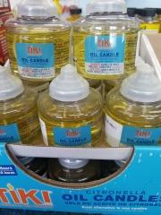 Citronella Tiki Oil Candle 3 oz.
