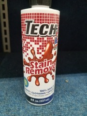 Tech Stain Remover 8oz