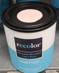 Recolor\u00ae Chalk Paint (Posie) Quart