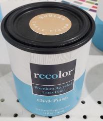 Recolor\u00ae Chalk Paint (Burlap) Quart