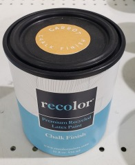 Recolor\u00ae Chalk Paint (Carrot) Quart