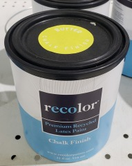 Recolor\u00ae Chalk Paint (Butter) Quart