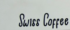 Swiss Coffee\/Flat