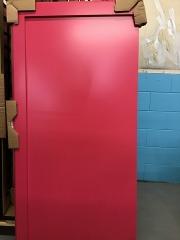 Pink head board