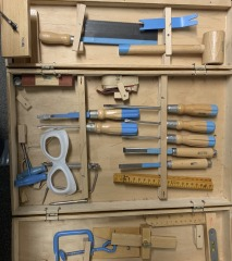 Vintage Made in Poland Toolset