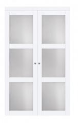 NEW Off White Interior Closet Doors