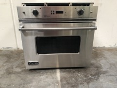 GENTLY USED Viking Thermal Convection Oven, Model #VES0105SS