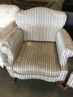 Arm Chairs 2 piece