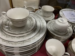 Noritake Silver Palace China