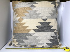 Oversize Tribal pillow