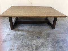 GENTLY USED Coffee Table