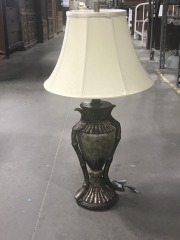 Brown Vintage Lamp