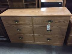 Used 4 piece Dresser Set