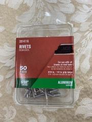 5\/32\u201d ALUMINUM RIVETS 50pack