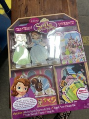 Magnetic Princess Play Set