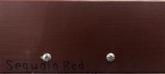 NEW 1GAL Paint Sequoia Red SEMI-GLOSS