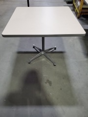 3' Square Work Table