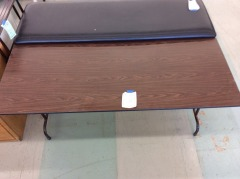 6' Folding Table