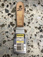 1 1\/2 inch Putty Knife Flex