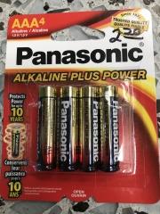 Panasonic AAA 4 pack Alkaline