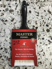4 inch Paint Brush - Plastic Handle