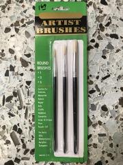 3pc Artist Brush