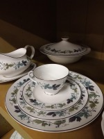 Doulton & Co. 38 Piece China set